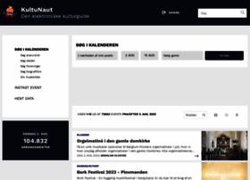 kultunaut.dk
