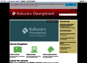 kulturarvostergotland.se