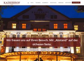 kulturhotel-kaiserhof.de