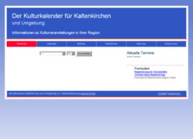 kulturkalender-kaltenkirchen.de