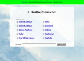 kulturkaufhaus.com