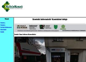 kulturkorzo.sk