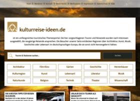 kulturreise-ideen.de