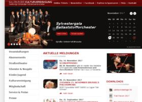 kulturvereinigung.org