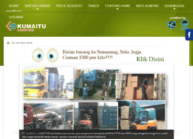 kumaitulogistics.co.id