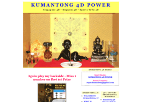 kumantong-4d-power.blogspot.sg