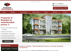 kumaondevelopers.com