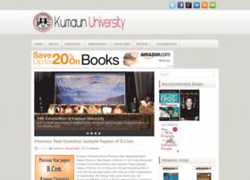 kumaonuniversity.blogspot.com