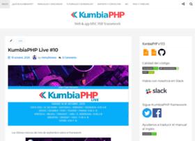 kumbiaphp.com