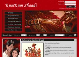 kumkumshaadi.com
