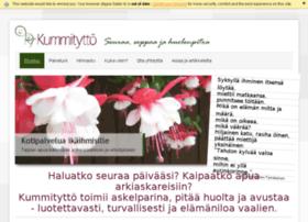 kummitytto.fi