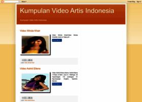kumpulan-video-artis-indonesia.blogspot.com