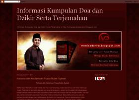 kumpulandoadandzikir.blogspot.com
