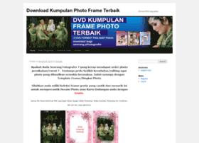 ... kumpulan photo frame terbaik format png siap pakai