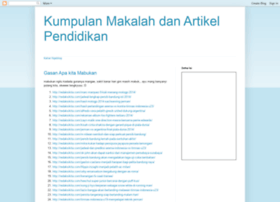 kumpulanmakalahdanartikelpendidikan.blogspot.com