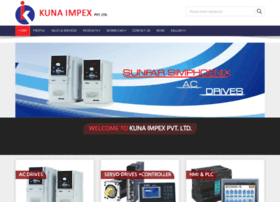 kunaimpex.com