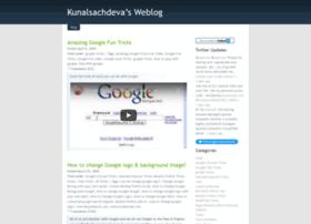 kunalsachdeva.wordpress.com