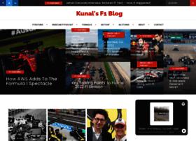 kunalsf1blog.com