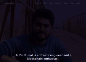 kunalv.com