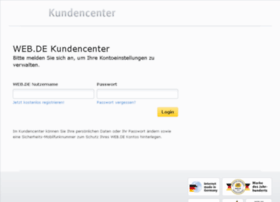 kundencenter.web.de
