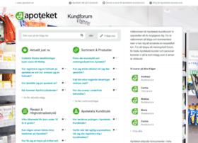 kundforum.apoteket.se