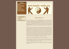 Kungfu-wushu.org