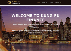 kungfufinance.com