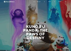 kungfupanda.com