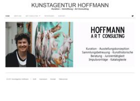 kunstagentur-hoffmann.de