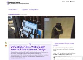 kunstauktion.ekbo.de