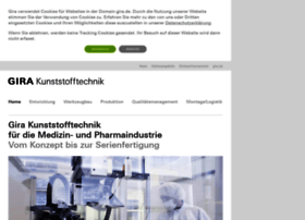 kunststofftechnik.gira.de