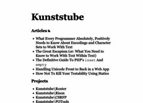 kunststube.net