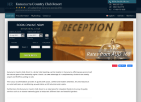 kununurra-club-resort.hotel-rez.com