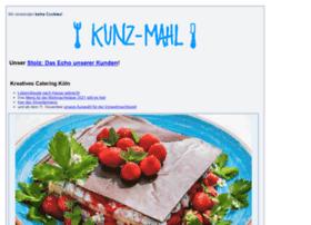 kunz-mahl.de