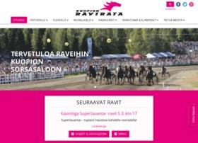 kuopionravirata.fi
