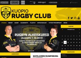 kuopiorugby.fi