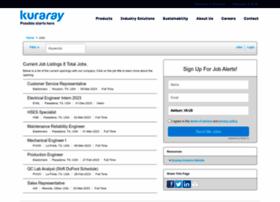 kuraray.applicantpro.com