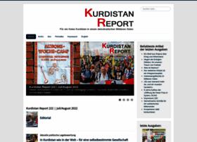 kurdistan-report.de