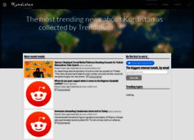 kurdistan.trendolizer.com