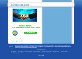 kurganinsk.com