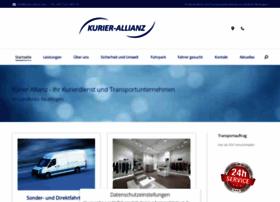 kurier-allianz.com