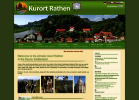 kurort-rathen.de