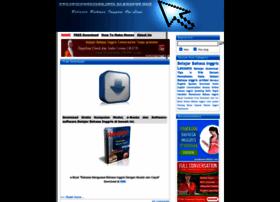 materi pelajaran bahasa dan sastra indonesia kelas viii smp info