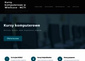 kursy-komputerowe-wieliczka.pl