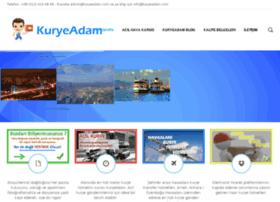 kuryeadam.com