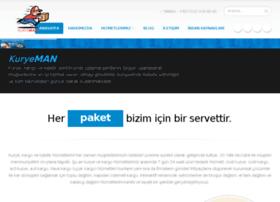 kuryeman.com.tr