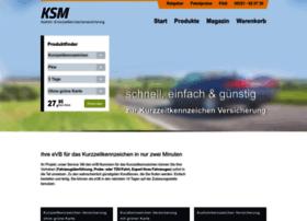 kurzzeitkennzeichen-versicherung.net