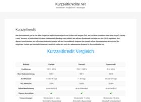 kurzzeitkredite.net