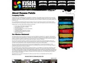 kusasapaints.co.za