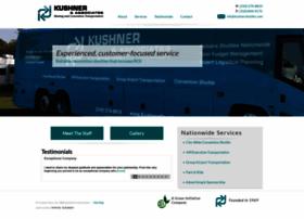 kushnershuttles.com
